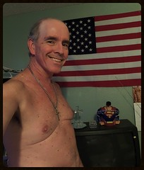 Monte Mendoza 12 2 2016 (Monte Mendoza) Tags: chest stomach smile smiling shirtless noshirt sincamisa malechest