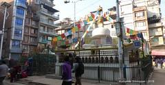 P1110067 On 22-Dec2016 - Some street views of Thamel Lanes (ks_bluechip) Tags: nepal trel dec2016 annapurna mohare khopra muldhai abc mbc pokhara kathmandu
