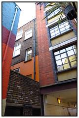 Neals Yard (exreuterman) Tags: london canon g1xii powershot street candid shopfront shops cafes people