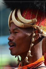 KoniacA (Monkfoot) Tags: india nagaland kohima tribal travel tour hornbill festival