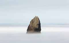 A Way You'll Never Be (John Westrock) Tags: longexposure ocean seastack minimalism pacificnorthwest smooth oregon canoneos5dmarkiii canon135mmf2lusm formatthitechfirecrestneutraldensity48x