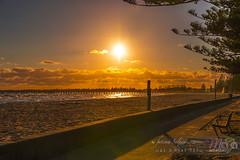 Altona-Sunset-Flickr-DSC-8790 (fatima_suljagic) Tags: melbourne photographer nikon nikond800 fineartprints fineartphotography fineart melbournephotographer australia australianlandscapes beaches beach sunsets