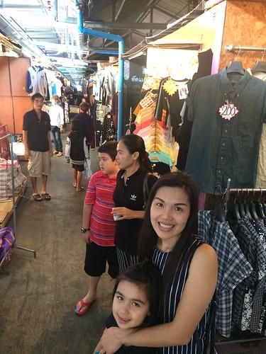 Klong San Market