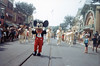 Disneyland 1967 (jericl cat) Tags: disneyland 1967 1960s mickey mouse character parade band crystal arcade disney anaheim