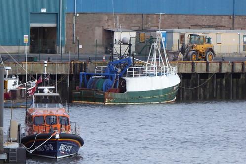 Montrose RNLI Lifeboat