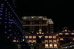 The Parisian Macau (JAASA2010) Tags: the parisian macau raem rpc architecture night lights eiffel tower hotel casino