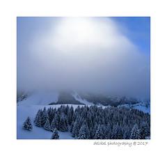 Blue hour ! (pdel64@photography) Tags: cou alpes alps hautesavoie ciel cloud nuages explore