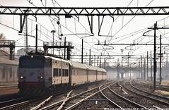 E656 462 - Mini-Intercity (MattiaDeambrogio) Tags: treno treni train trains e656 462 kaimanone sprekato 11 punti esclamativi alternati da 1 alessandria intercity ic