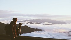 Ricardo|合歡山 (里卡豆) Tags: panasonic gx8 合歡山 南投 台灣 taiwan olympus 25mm f12 pro 25mmf12pro mountain 雲海