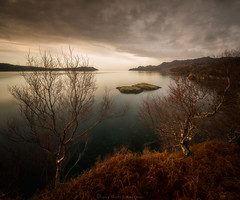 Shieldaig (Roksoff) Tags: shieldaig mood mist atmosphere nikond810 nikond800 leefilters gitzo 1635mmf4 70200mmf28 torridon coiremhicfhearchair liathach glentorridon glendamph bendamph slioch lochclair beinneighe beinnalligin kinlochewe triplebuttress sgurrdubh landscape panoramic winter mountains outdoors water snow ice loch sky blackandwhite mono colour