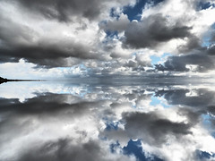 Clouds (Tobymeg) Tags: cloud mirror sky reflection scotland