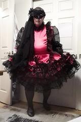 Hot Pink 5 (Maid Honey) Tags: sissy maid