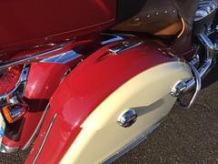 IMG_5974 (Ludo Road-SixtySix) Tags: indian roadmaster saddle bag chrome