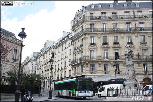 Man NL 223 - RATP (Régie Autonome des Transports Parisiens) / STIF (Syndicat des Transports d'Île-de-France) n°9026