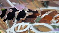 P1110634 (150hp) Tags: amanda dan plasma cutting hands art studio fish creek fuel oil tank upcycling fire pit ring handmade goldfish panasonic lx3