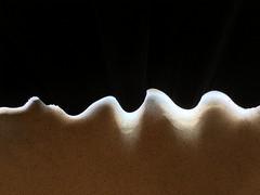 Rideau de lumière (regard graphiste) Tags: lux contraste sol frontière limite lumièrenoire frise rideau ondulation onde lumière lumineuse black dark