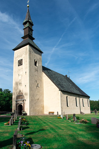 Visingsö - church