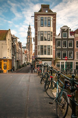 Westerkerk (davecurry8) Tags: amsterdam holland netherlands westerkerk church tower jordaan
