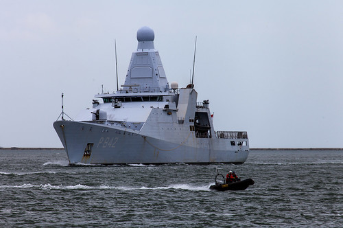 HNLMS Friesland 31st May 2015 #4