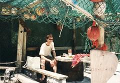 SA-23 (fjordaan) Tags: southafrica 1999 scanned francois sa langebaan weskus strandloper