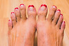 Red Tips (Inesines19) Tags: she pink red brazil orange man hot cute sexy men guy art love feet public girl beautiful rose french rouge foot tokyo kiss kissing toes long paint toe peace masculine girly orgasm nail tasty polish indoor nails barefoot salon technician pedicure lovely straight he nailpolish deco today quick thrill toenails homme toenail varnish kissable lickable opi ongles pedi vernis