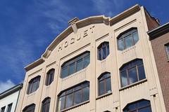 Maison Hoguet, Sint-Gillis (Erf-goed.be) Tags: geotagged brussel sintgillis archeonet romestraat geo:lat=508298 geo:lon=43457 huishoguet maisonhoguet