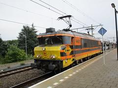 RRF 4401 Tilburg (Arthur-A) Tags: netherlands train tren ns nederland zug tilburg trein rrf