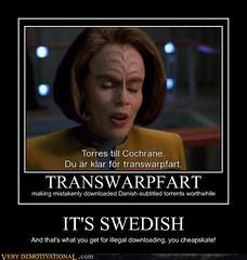 IT'S SWEDISH (Chikkenburger) Tags: posters memes demotivational cheezburger workharder memebase verydemotivational notsmarter chikkenburger