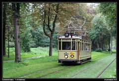 18/21 HTM 826 - Scheveningseweg, 12-09-2015 (dloc567) Tags: open tram denhaag streetcar strassenbahn htm sgravenhage monumentendag hovm haagsopenbaarvervoermuseum