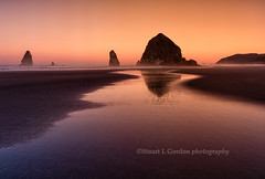 Cannon Beach Study III (chasingthelight10) Tags: oregon places things oregoncoast cannonbeach haystackrock ecolastatepark