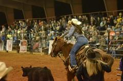 The Throw (Get The Flick) Tags: crowd arena rodeo lariat cowgirl roper roping lasso breakawayroping gayga qcarena 2015iprasoutheastregionalfinals