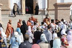 095. Patron Saints Day at the Cathedral of Svyatogorsk / Престольный праздник в соборе Святогорска