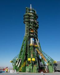 Expedition 42 Soyuz Blessing (201411220001HQ) (NASA HQ PHOTO) Tags: nasa blessing kazakhstan baikonur baikonurcosmodrome russianorthodoxpriest soyuzrocket expedition42 russianfederalspaceagencyroscosmos aubreygemignani soyuztma15m