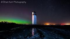 Southerness Lighthouse Aurora (.Brian Kerr Photography.) Tags: longexposure lighthouse aurora dumfriesandgalloway southerness sonyalpha southernesslighthouse briankerrphotography sonyuk onlandscape dgwo a7rii