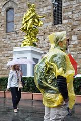 Pluto and Proserpina (Stefano Trojani) Tags: street jeff statue florence streetphotography firenze streetphoto pluto koons florenceitaly proserpina streetphotograpy