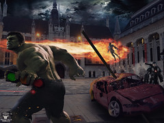 hulk halloween (Guarded SpiriT) Tags: london spirit spiritedaway avengers guildhall warmachine guarded guildhallartgallery marvelfanart hulkmarvel marvelsuperhero marvelavengers warmachineironman avengersmarvel avengershulk guardedspirit avengersironman hulkavengers guardedspirituk