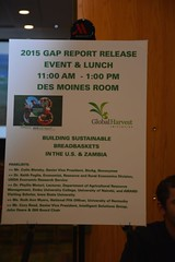 World Food Prize 2015 (AgWired) Tags: food harvest hunger ag crops productivity johndeere agwired worldfoodprize zimmcommnewmedia precisionag globalharvestinitiative gapreport borlaugdialogues borlaug101 worldfoodprize2015 precisionagricuture gapreport2015