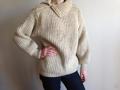 Vintage unisex wool sweater (Mytwist) Tags: sexy classic wool fashion cozy fisherman maria traditional craft style passion turtleneck raglan expensive aran exclusive thick timeless authentic textured bulky marklund tneck rollneck rollkragen webfound grobstrick 2357682808
