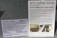 IMG_9265 (Roger Brown (General)) Tags: cars film robin museum this tv elvis seville exhibition cadillac changing national favourites motor ever beaulieu include includes reliant trotters the presleys star