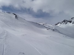 Powder at Huemul (A. Wee) Tags: chile mountain ski alpine snowboard andes chillan    huemul nevadosdechillan