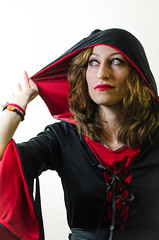 Halloween (nfaraldos) Tags: portrait halloween witch retrato sorceress bruja hechicera