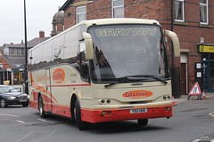Grayway Volvo Y92HHG at Wigan (howtrans38) Tags: volvo grayway y92hhg