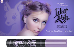 neve cosmetics deerlash Deer Lash mascara vegan bio defining (New York can wait...) Tags: beauty vegan makeup bio deer neve mascara cosmetics lash cerbiatto ciglia nevecosmetics deerlash