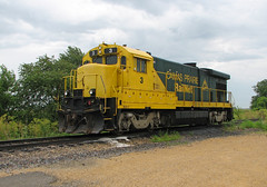 CSP 3 (GLC 392) Tags: 3 electric illinois general center il prairie ge retired flagg csp camas scrapped railnet b237