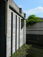 Brion Cemetery - Carlo Scarpa (Andrei Pripasu) Tags: cemetery architecture concrete san geometry tomb chapel sacred carlo brion scarpa brionvega vito daltivole tombarchitecture architectureindetail