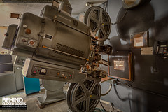 Projections of the Past (Behind Closed Doors Urbex) Tags: old cinema abandoned closed theatre projector urbandecay forgotten urbanexploration scarborough bcd ue reels andyk urbex futurist behindcloseddoors cinemeccanica urbanexplorer cinemaprojector superzenith victoria8 wwwbcdurbexcom