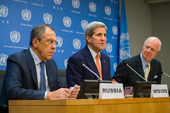 Secretary Kerry Delivers Remarks on Syria at a Press Conference (U.S. Department of State) Tags: newyorkcity russia un unitednations syria johnkerry securitycouncil sergeylavrov unsc staffandemistura