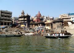 Manikarnika Ghat - Cremations (15) (pensivelaw1) Tags: india varanasi cremations manikarnikaghat