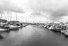 (Dhiren Adatia) Tags: blackandwhite storm clouds canon photography cloudporn blackandwhitephotography