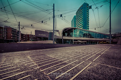 Arnhem Central Station (Francis de Beus Photography) Tags: station arnhem central